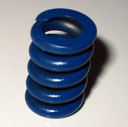 click to view our blue stall springs