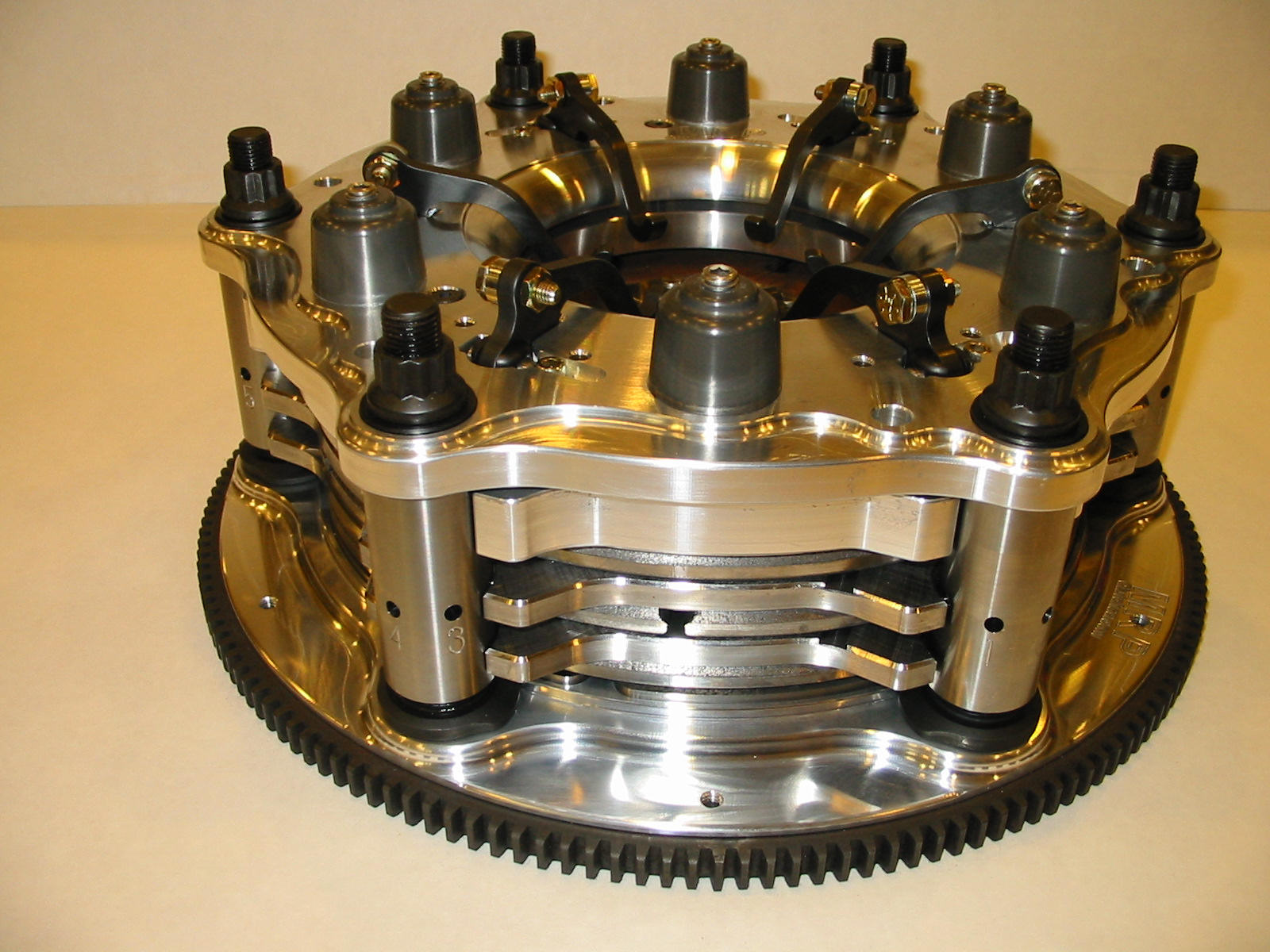 Centrifugal Clutch Tractor : Complete clutches