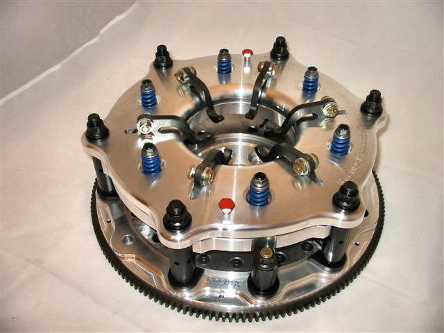 Tractor Puller Clutches : Complete clutches